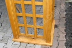 Беседка деревянная СОСНА (№06)