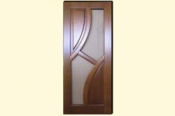 Дверь межкомнатная деревянная в комплекте СОСНА 2000*800м  (№01)