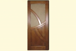 Дверь межкомнатная деревянная в комплекте СОСНА 2000*800м  (№02)