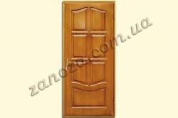 Дверь деревянная в комплекте СОСНА 2000*800м  (№09)
