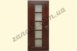 Дверь деревянная в комплекте СОСНА 2000*800м  (№11)