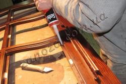 Дверь межкомнатная деревянная в комплекте СОСНА 2000*800м  (№12)