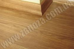 Монтаж деревянных плинтусов (дуб, ясень)