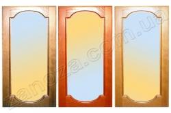 """Фасад мебельный """"под стекло"""" (тип S4)"""