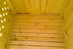 Летний душ для дачи (№ 04)