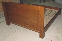 Кровать двуспальная СОСНА (№07)