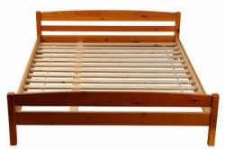 Кровать двуспальная СОСНА (№02)