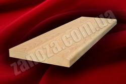 Подоконник деревянный ЯСЕНЬ 40мм Б/С (клеенный)