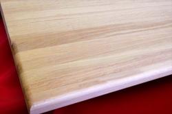 Подоконник деревянный ДУБ 40мм Б/С (клеенный)