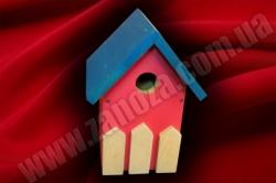 Шпаківня дерев'яна класична (№01)