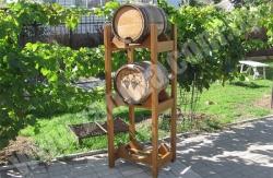 Стеллаж для винных бочек СОСНА (№03)