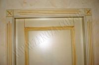 Дверь межкомнатная деревянная в комплекте ОЛЬХА 2000*800м (№06)
