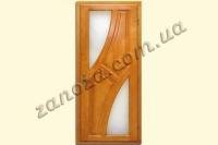 Дверь межкомнатная деревянная в комплекте СОСНА 2000*800м  (№07)