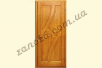 Дверь межкомнатная деревянная в комплекте СОСНА 2000*800м  (№08)