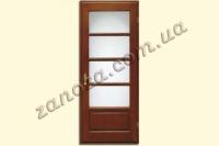 Дверь межкомнатная деревянная в комплекте СОСНА 2000*800м  (№10)