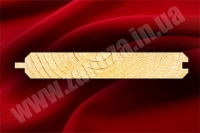 Имитация бруса двусторонняя СОСНА ж/с 140х22мм (L=4,5м; 4,0м)
