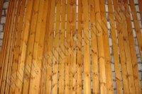 Покраска строганных пиломатериалов кистью или валиком (1 слой)
