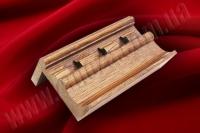 Карниз для мебели из массива №03