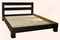 Кровать двуспальная СОСНА (№06)