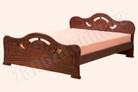 Кровать двуспальная СОСНА (№08)