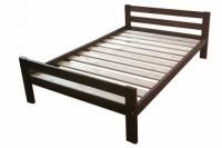 Кровать двуспальная СОСНА (№04)
