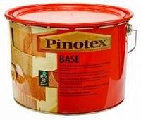 Грунт для дерева «Pinotex Base» 10л БЕСЦВЕТНЫЙ