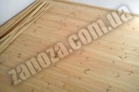 Укладка деревянного пола (СОСНА)