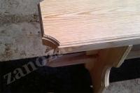 Стол и скамейки для дачи СОСНА (№02)