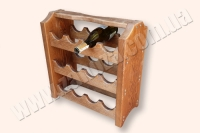 Подставка для хранения винных бутылок СОСНА (№03)