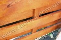 Забор деревянный СОСНА H=1800mm (№13)