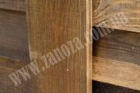 Забор деревянный СОСНА H=1800mm (№15)