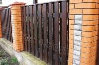 Забор деревянный СОСНА H=1500mm (№18)