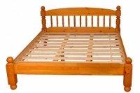 Кровать двуспальная СОСНА (№01)