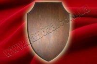 Медальон охотничий ОЛЬХА (№04)