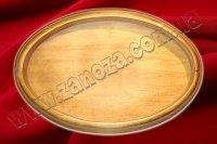 Медальон охотничий ОЛЬХА (№05)