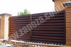 """Забор деревянный """"Элит"""" СОСНА H=1500mm (№25)"""